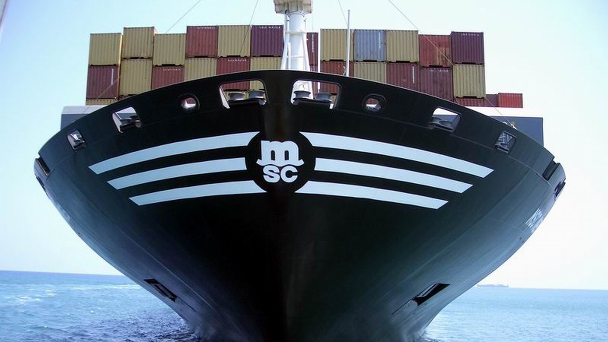Maersk Container Ship Jobs