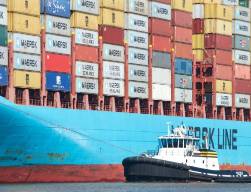 Who are the leading container shipping lines of the world today