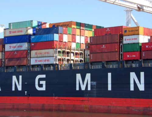 Yang Ming adding four new 11,000 TEU container vessels
