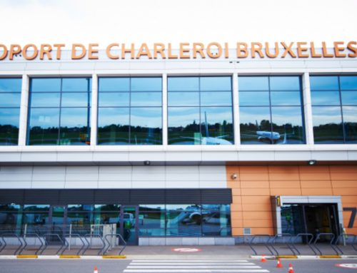 Charleroi Airport selects AERTEC to study future growth scenario's.