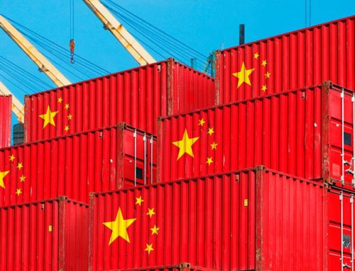 Chinese ports handle 6.6% more volumes during first 4 months of 2019