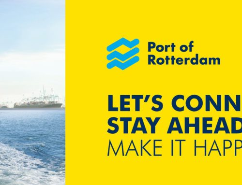 Port of Rotterdam strengthening position thanks to digitisation and container throughput