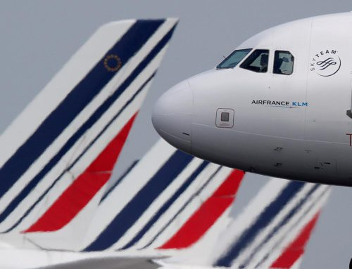Air France unhappy with governmental proposal for implementing eco-tax.