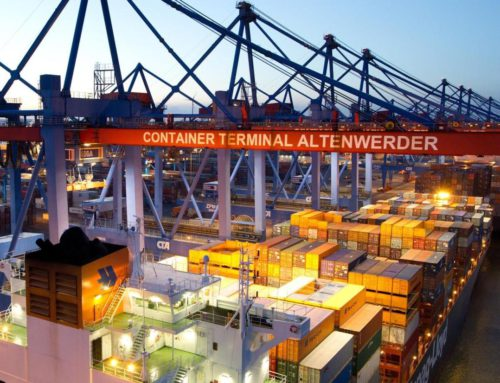 Port of Hamburg takes up the challenge with Antwerp and Rotterdam