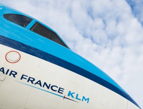 Air France-KLM shares down with 9.6%
