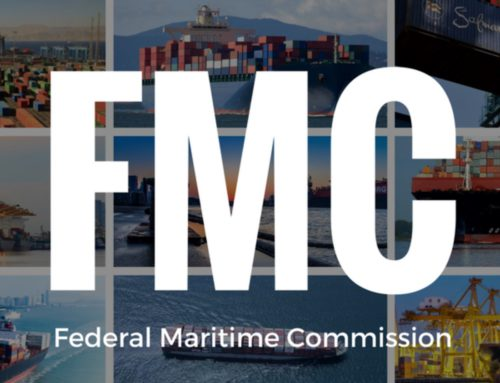 FMC anticipates with container demurrage and detention fees recommendations